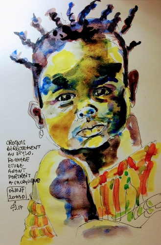 Pochade portrait enfant noir.jpg